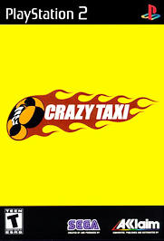 Crazy Taxi - PS2 - Used
