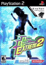 Dance Dance Revolution Extreme 2 - PS2 - Used