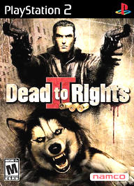 Dead to Rights II - PS2 - Used