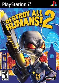Destroy All Humans! 2 - PS2 - Used