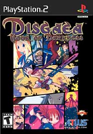 Disgaea: Hour of Darkness - PS2 - Used