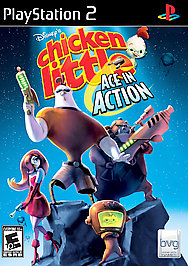 Disney's Chicken Little: Ace in Action - PS2 - Used