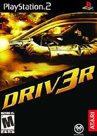 DRIV3R - PS2 - Used