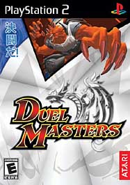 Duel Masters - PS2 - Used