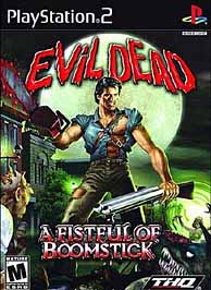 Evil Dead: A Fistful of Boomstick - PS2 - Used