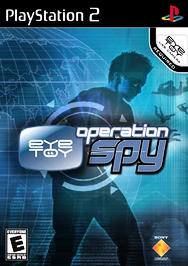 EyeToy: Operation Spy - PS2 - Used