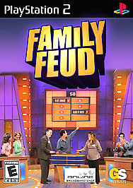 Family Feud - PS2 - Used