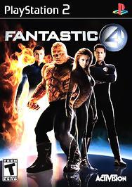 Fantastic 4 - PS2 - Used