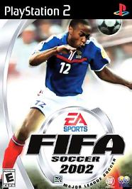 FIFA Soccer 2002 - PS2 - Used
