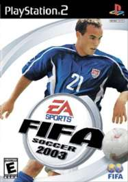 FIFA Soccer 2003 - PS2 - Used