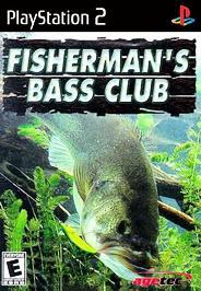 Fisherman's Bass Club - PS2 - Used