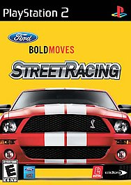 Ford Bold Moves Street Racing - PS2 - Used