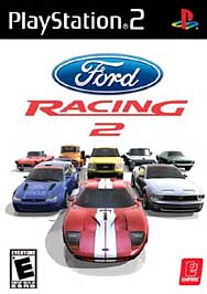 Ford Racing 2 - PS2 - Used