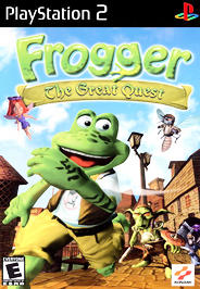 Frogger: The Great Quest - PS2 - Used