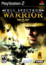 Full Spectrum Warrior - PS2 - Used