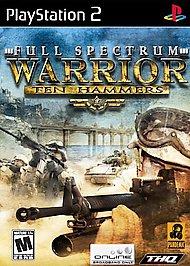 Full Spectrum Warrior: Ten Hammers - PS2 - Used