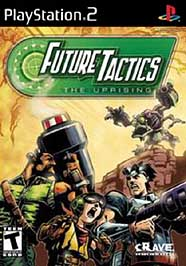 Future Tactics: The Uprising - PS2 - Used