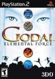 GoDai Elemental Force - PS2 - Used
