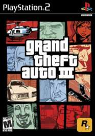 Grand Theft Auto III - PS2 - Used