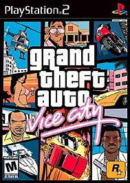 Grand Theft Auto: Vice City - PS2 - Used
