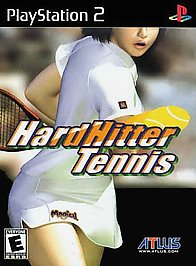 Hard Hitter Tennis - PS2 - Used