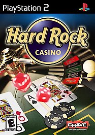 Hard Rock Casino - PS2 - Used