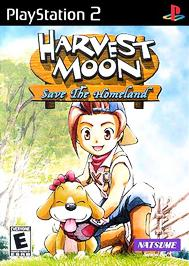 Harvest Moon: Save the Homeland - PS2 - Used