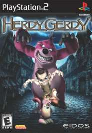 Herdy Gerdy - PS2 - Used
