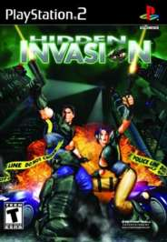 Hidden Invasion - PS2 - Used