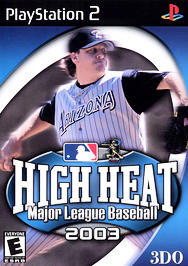 High Heat Major League Baseball 2003 - PS2 - Used