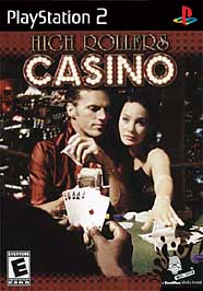 High Rollers Casino - PS2 - Used