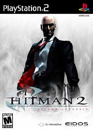 Hitman 2: Silent Assassin - PS2 - Used