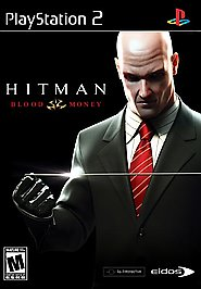 Hitman: Blood Money - PS2 - Used