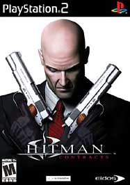 Hitman: Contracts - PS2 - Used