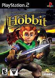 Hobbit - PS2 - Used