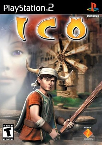 ICO - PS2 - Used