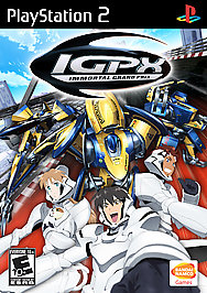 IGPX - PS2 - Used