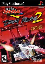 IHRA Drag Racing 2 - PS2 - Used