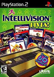 Intellivision Lives! - PS2 - Used