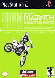 Jeremy McGrath Supercross World - PS2 - Used