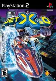 Jet X<sub>2</sub>O - PS2 - Used