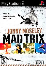 Jonny Moseley Mad Trix - PS2 - Used