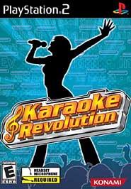 Karaoke Revolution - PS2 - Used