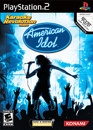 Karaoke Revolution Presents: American Idol - PS2 - Used