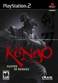 Kengo: Master of Bushido - PS2 - Used