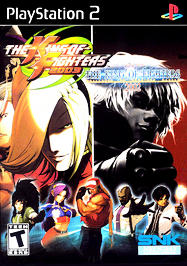 King of Fighters 02/03 - PS2 - Used