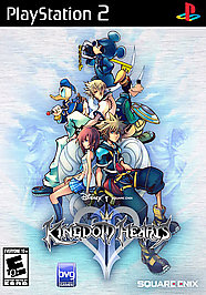 Kingdom Hearts II - PS2 - Used