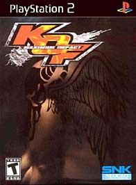 KOF: Maximum Impact - PS2 - Used