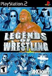 Legends of Wrestling - PS2 - Used