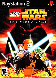 LEGO Star Wars: The Video Game - PS2 - Used